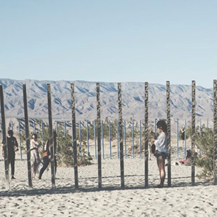 Travel / Desert x