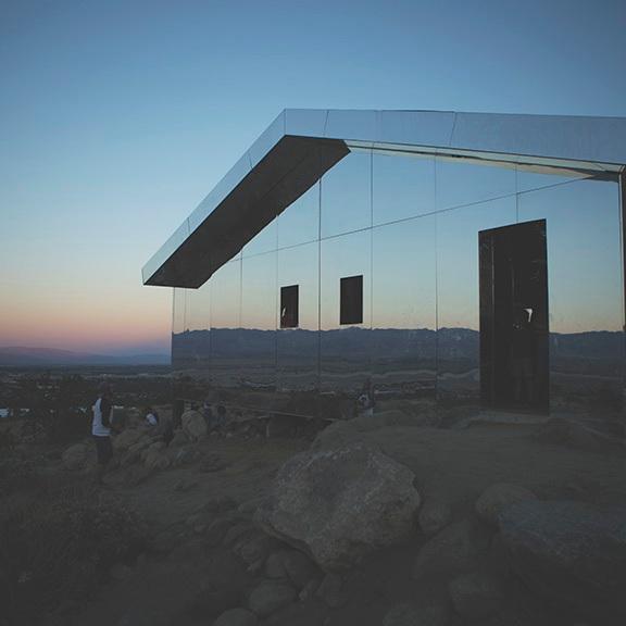 Travel / Mirror House