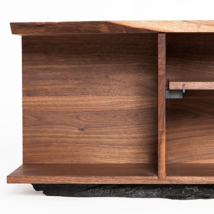 furniture / live edge tv stand