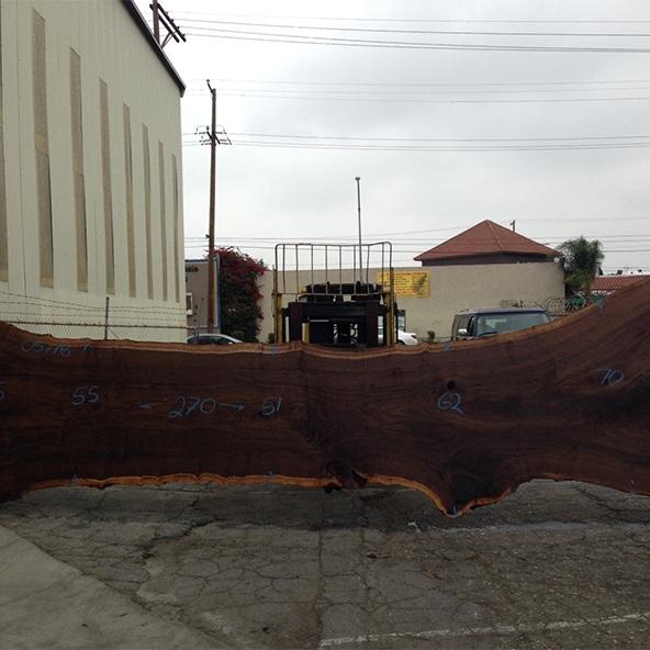furniture / largest walnut slab