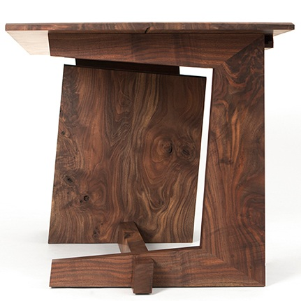 furniture / tilted desk