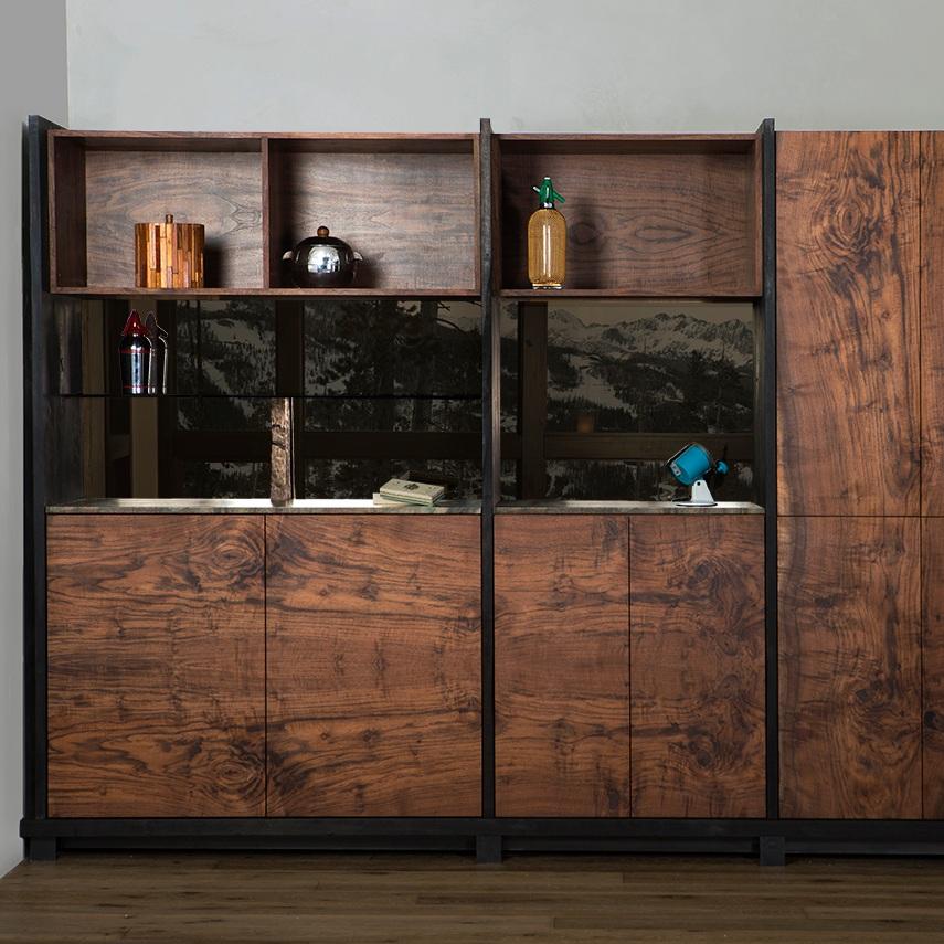 Furniture / King Size Charro Cabinet
