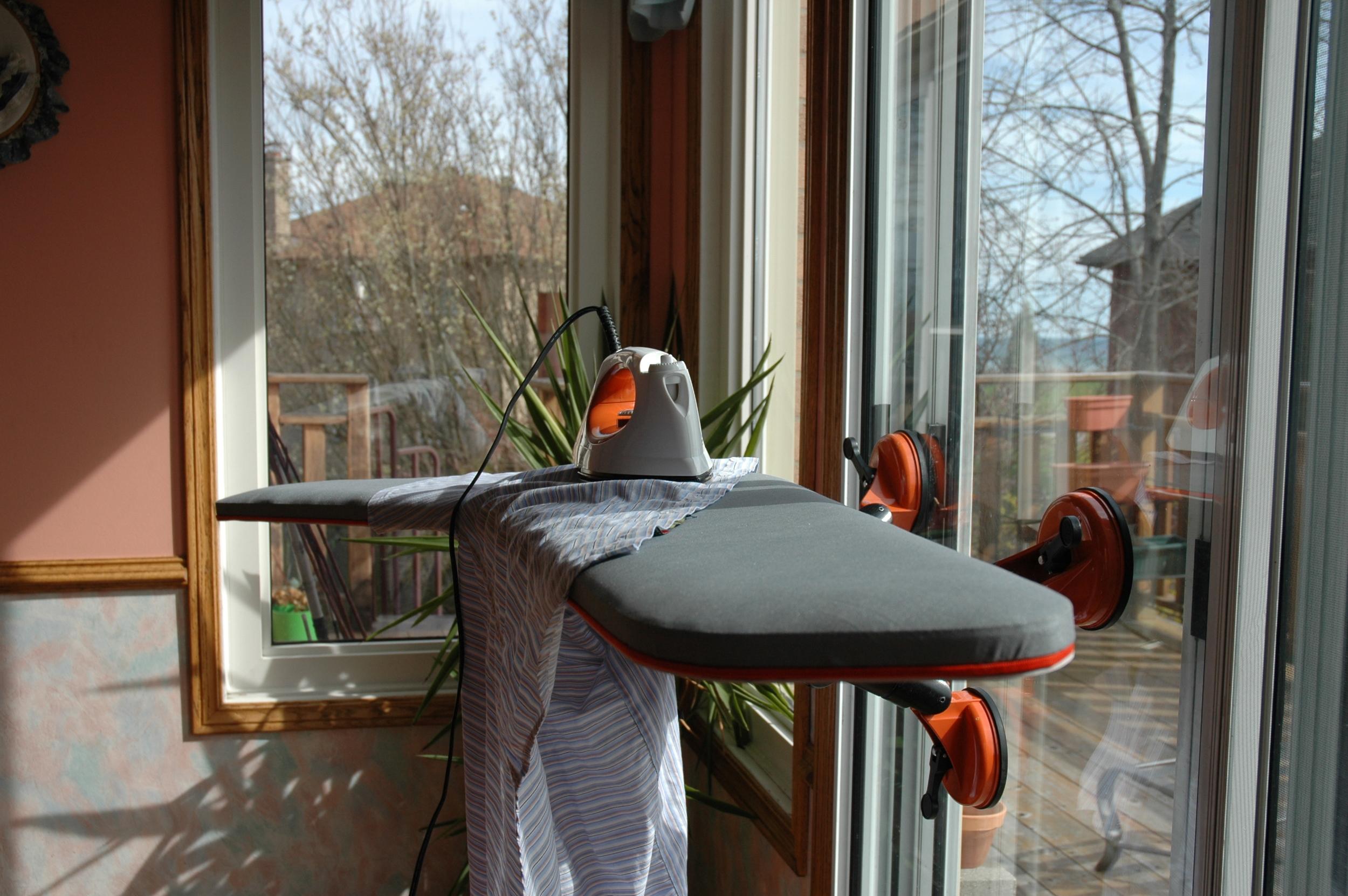 Liika Ironing Board Concept