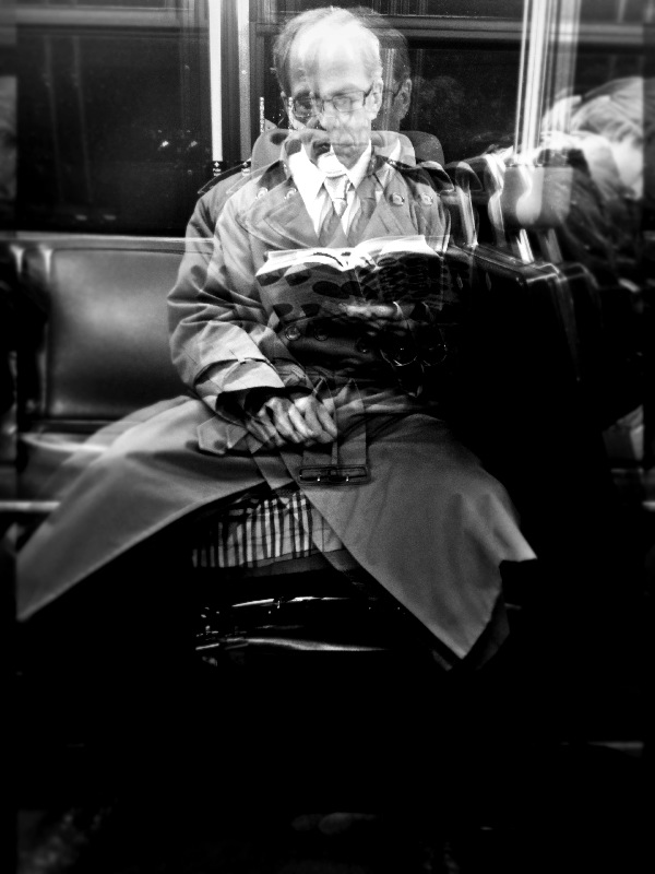 "© 2014 Sarahmica Photography - ""Strangers On Buses: Turbulence"""
