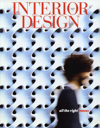 Interior Design Magazine January2012