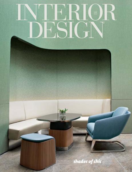 Interior Design Magazine, June 2014