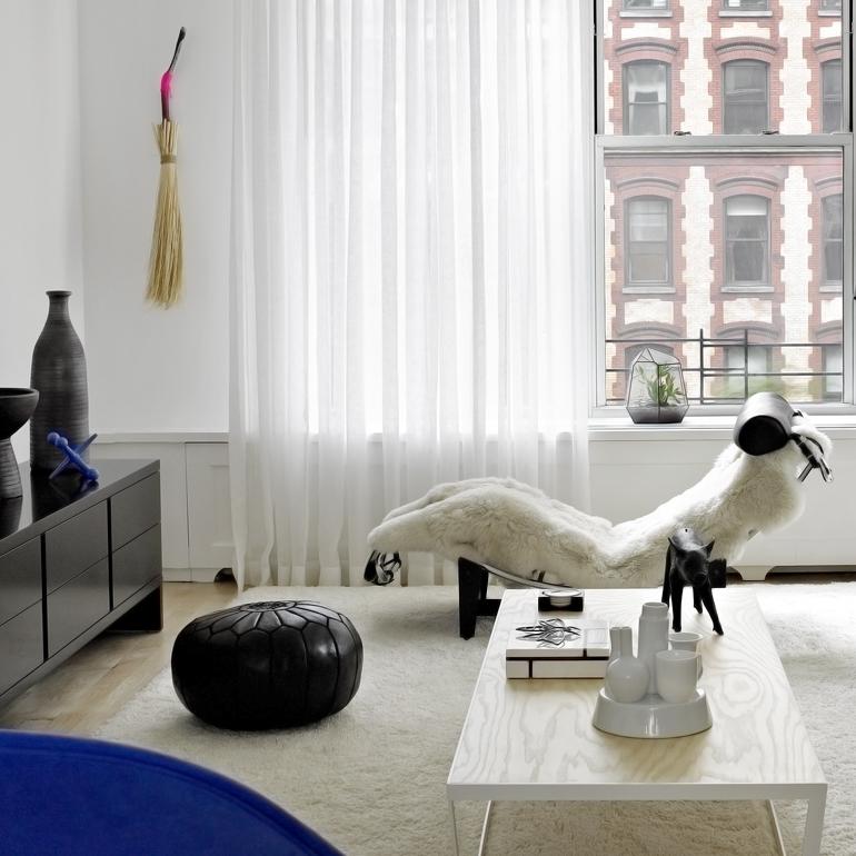Duane St. Apartment