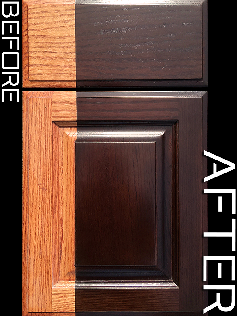 Repainted And Refinished Cabinet Door Samples Magnifico Cabrehab Repaint Refinish Reface