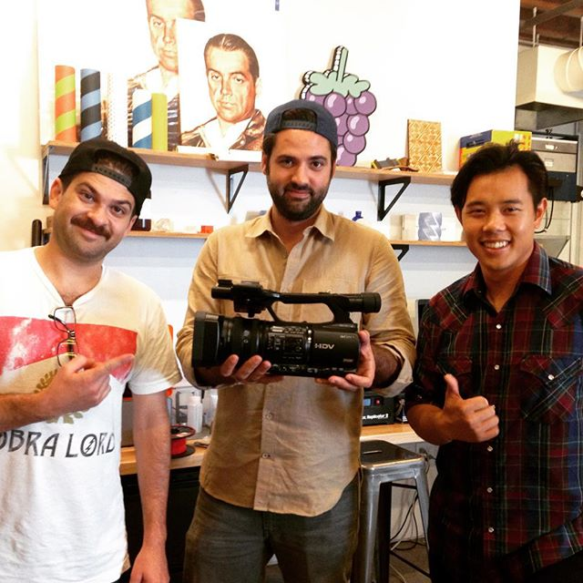 Thank you so much, Mr. Sunny, @eyecanbomb @jonnyedwards @forevertonyung for Billy's first ever video camera!! 📹 Can't wait to donate it.