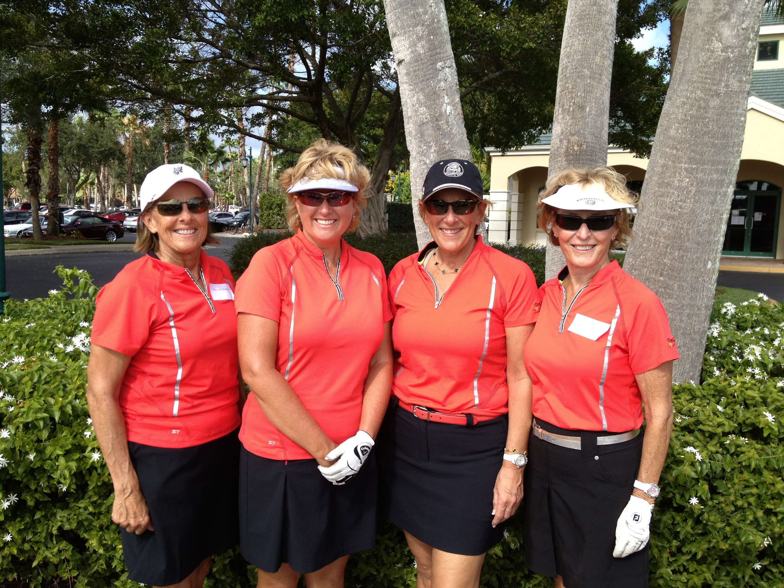 Pro – Leslye Dyke, Nancy Bradley, Mary Ann Beattie and Ann Walling