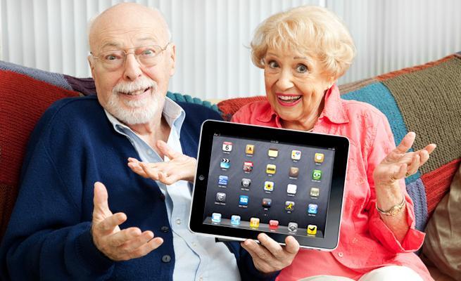iPad Confusion