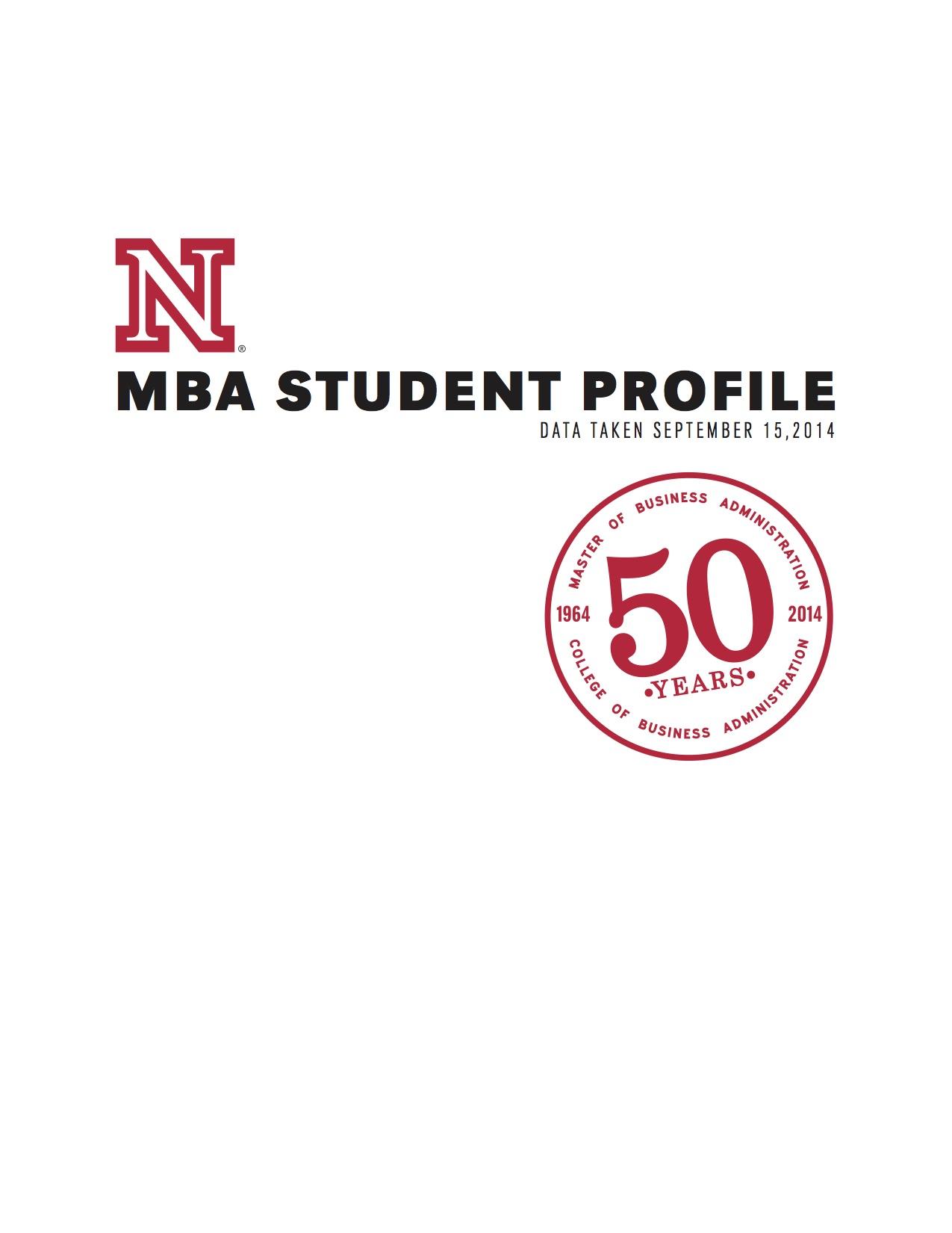 Class profile book cover