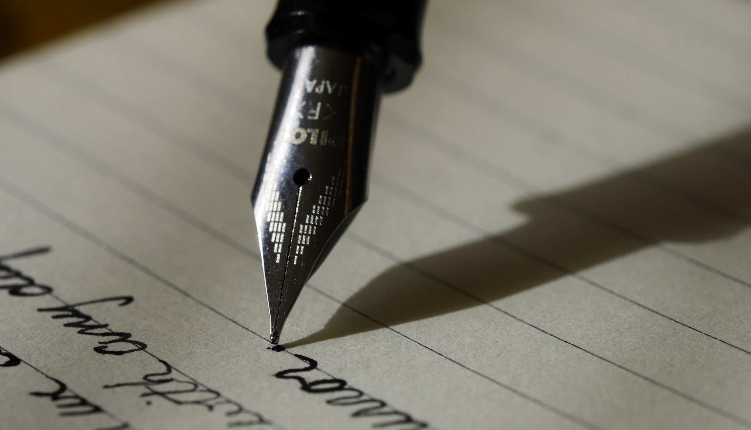 Journal writing for writers