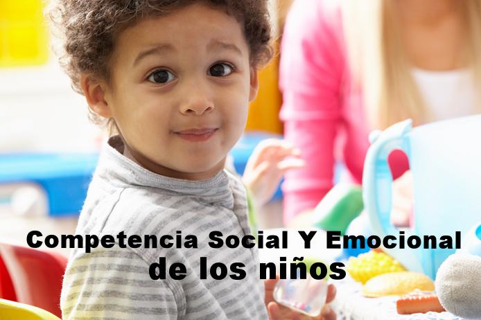 Competencia Social y emocional
