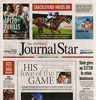 The Sunday Journal Star—May 22, 2011
