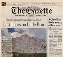The Gazette—August 17, 2003