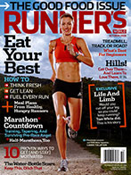 Runner's World—October 2008