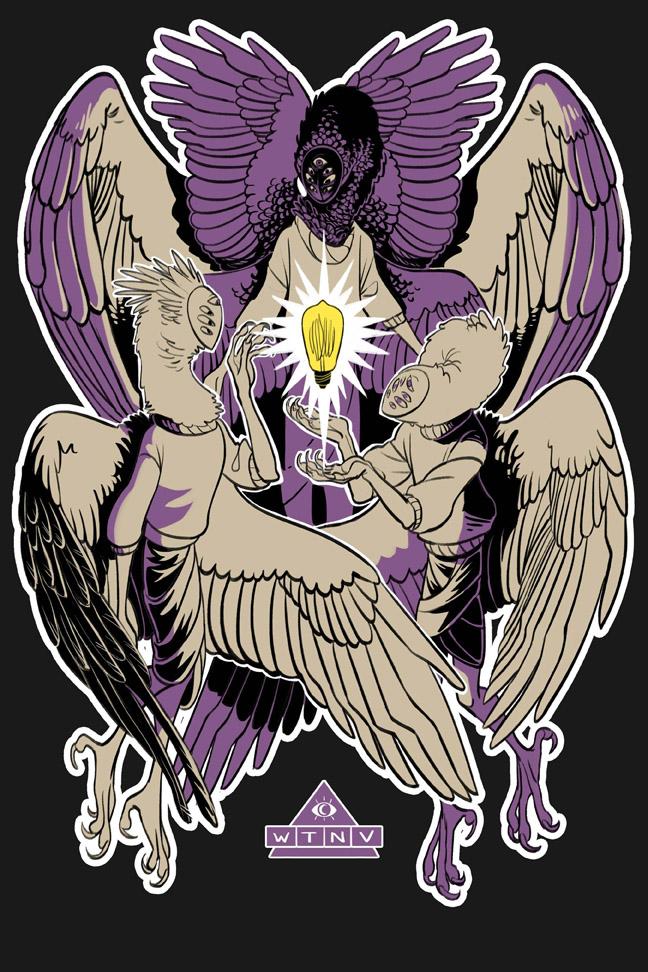 """""""Angels"""" by Genue Revuelta"""