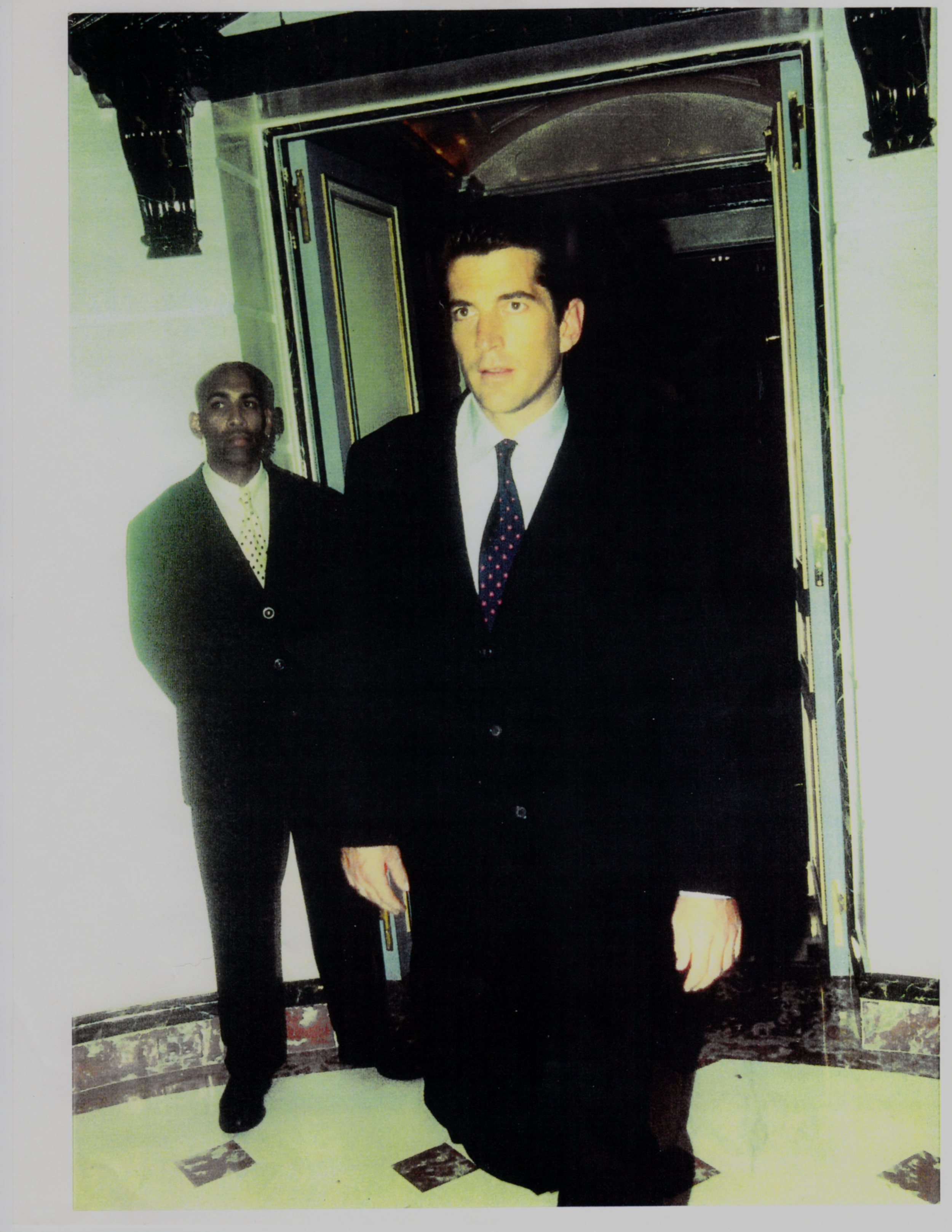 Blessed to have met him... A really sweet man. This was inside Gianni's townhouse in Manhattan.  1996