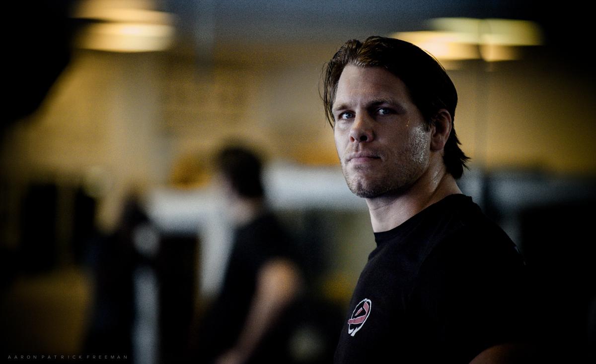 Former UFC Heavyweight -- Antoni Hardonk
