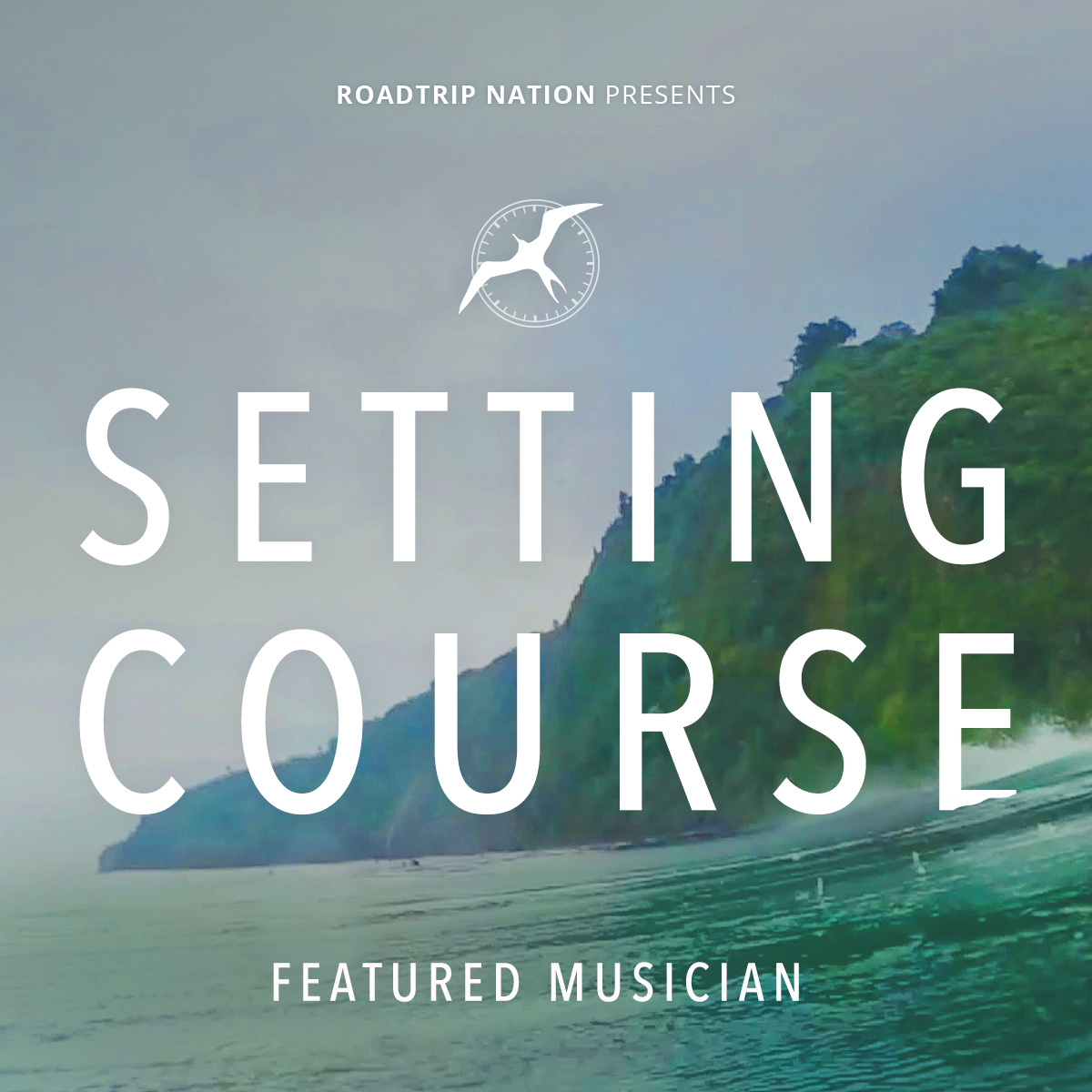 "January 19th 2018   One of my original tunes called ""Maybe"" is being featured by Roadtrip Nation in a 4 episode Televised series, called Setting Course! The series will be on public television stations across the country starting this month. Good way to start 2018!! Thanks for your continued support friends and family! You know I love ya! :)    http://www.facebook.com/RoadtripNation"