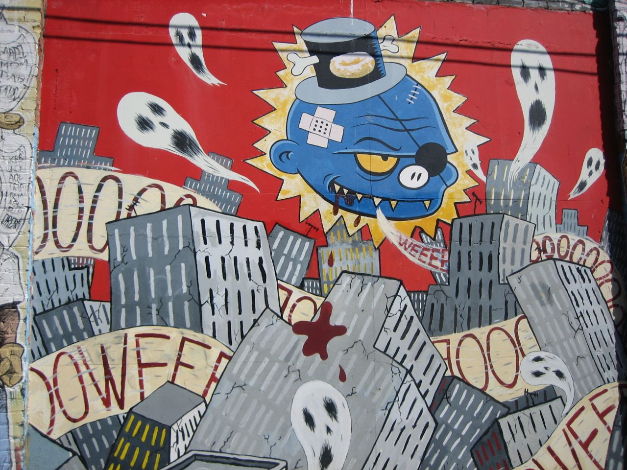 Clarion Alley Art Project