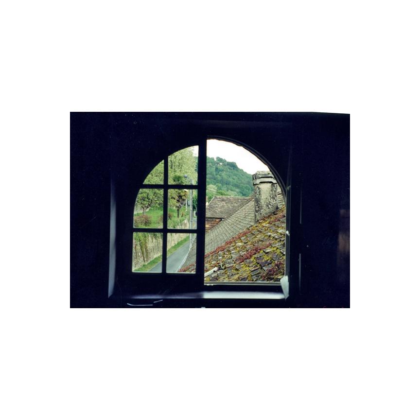 Window on the Dordogne Valley