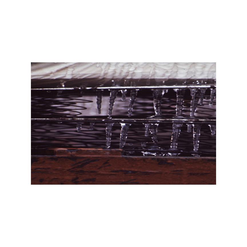 Ice bed (Denton, Texas)