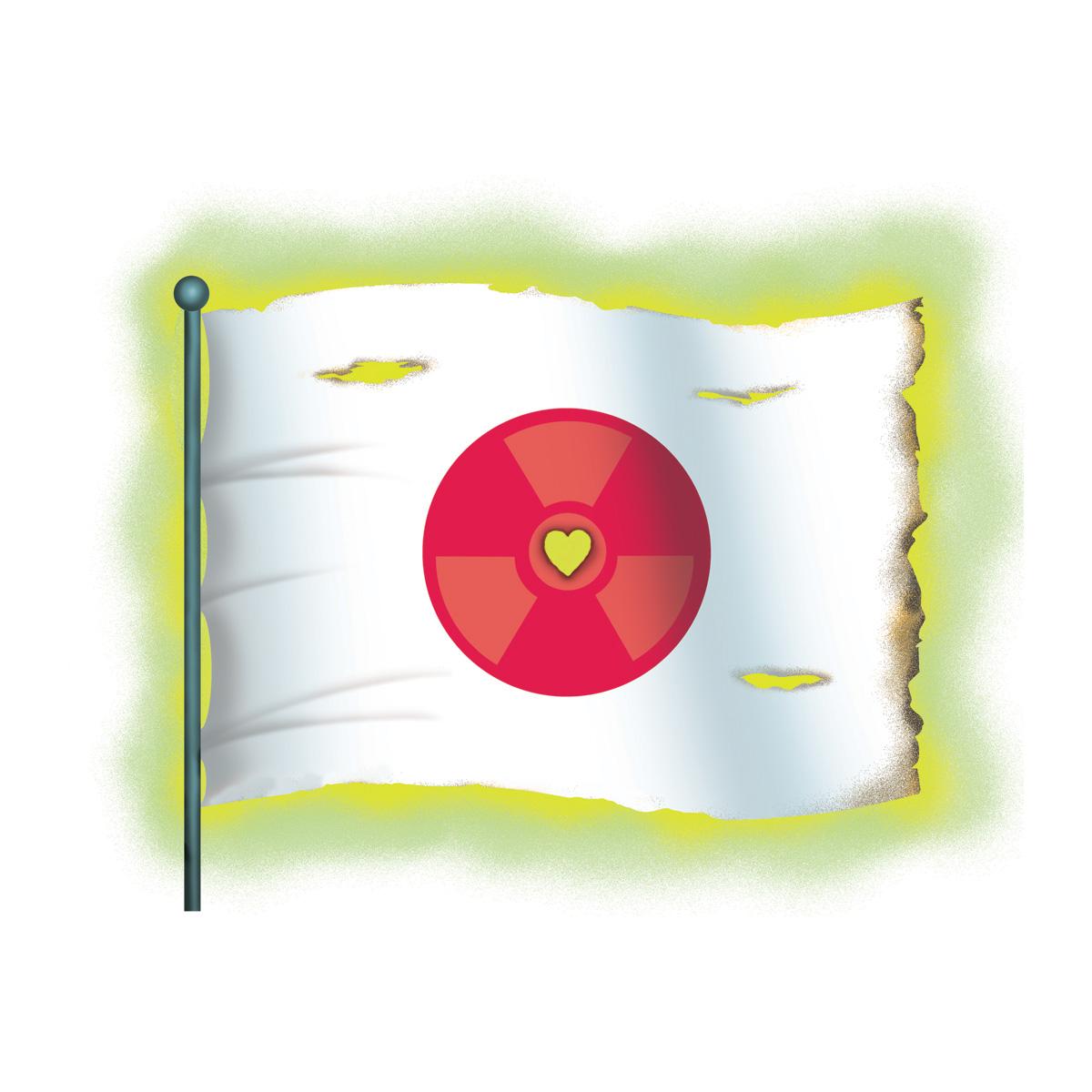 After Fukushima, My Heart Breaks