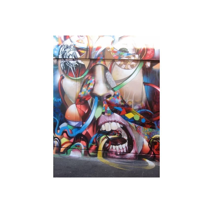 York Street wall art