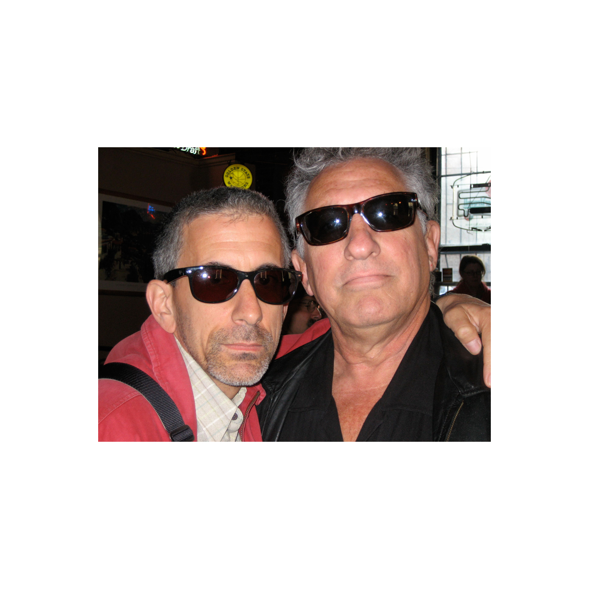 Ed & Brian ....'nuff said