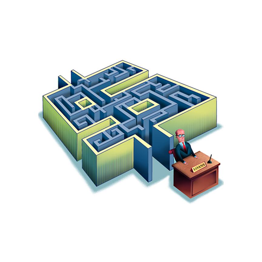 Loan Maze