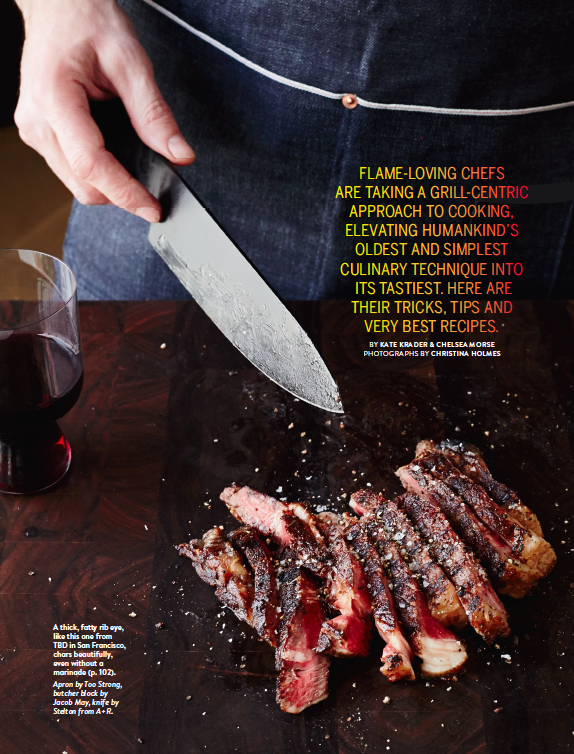 Food&Wine Magazine June 2014