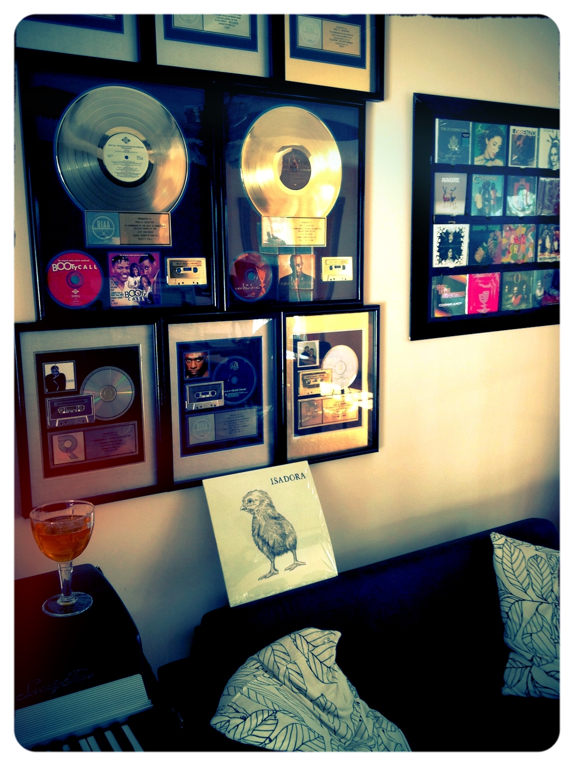 Ron Shaffer Gold & Platinum records_sm.JPG
