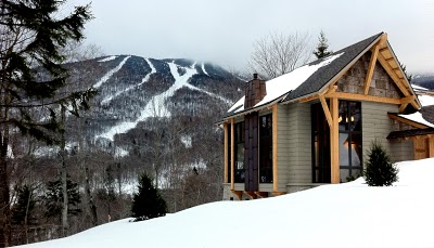 The 2011 HGTV Dream Home at Stowe Mountain Resort