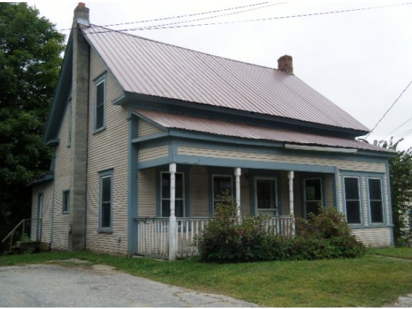 215 Bridge Street, Morrisville, VT sold 01-27-2015