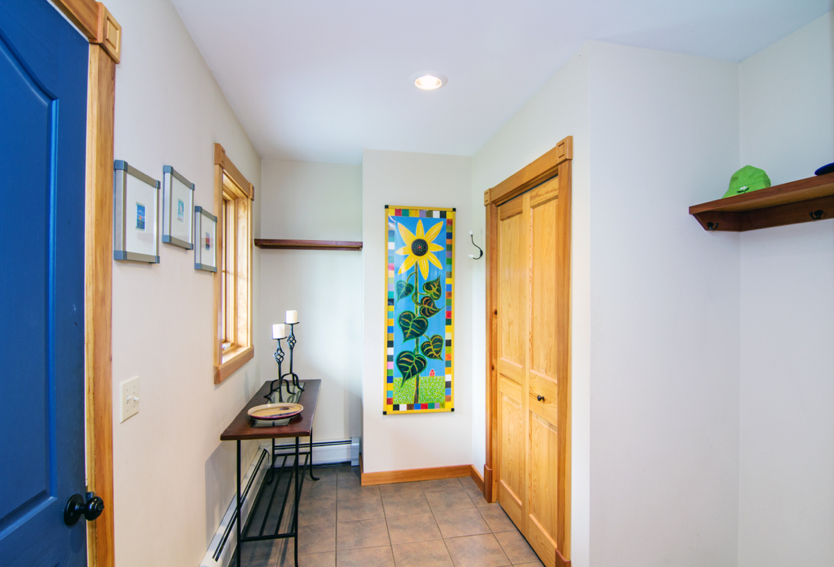 Spacious Entry Hall