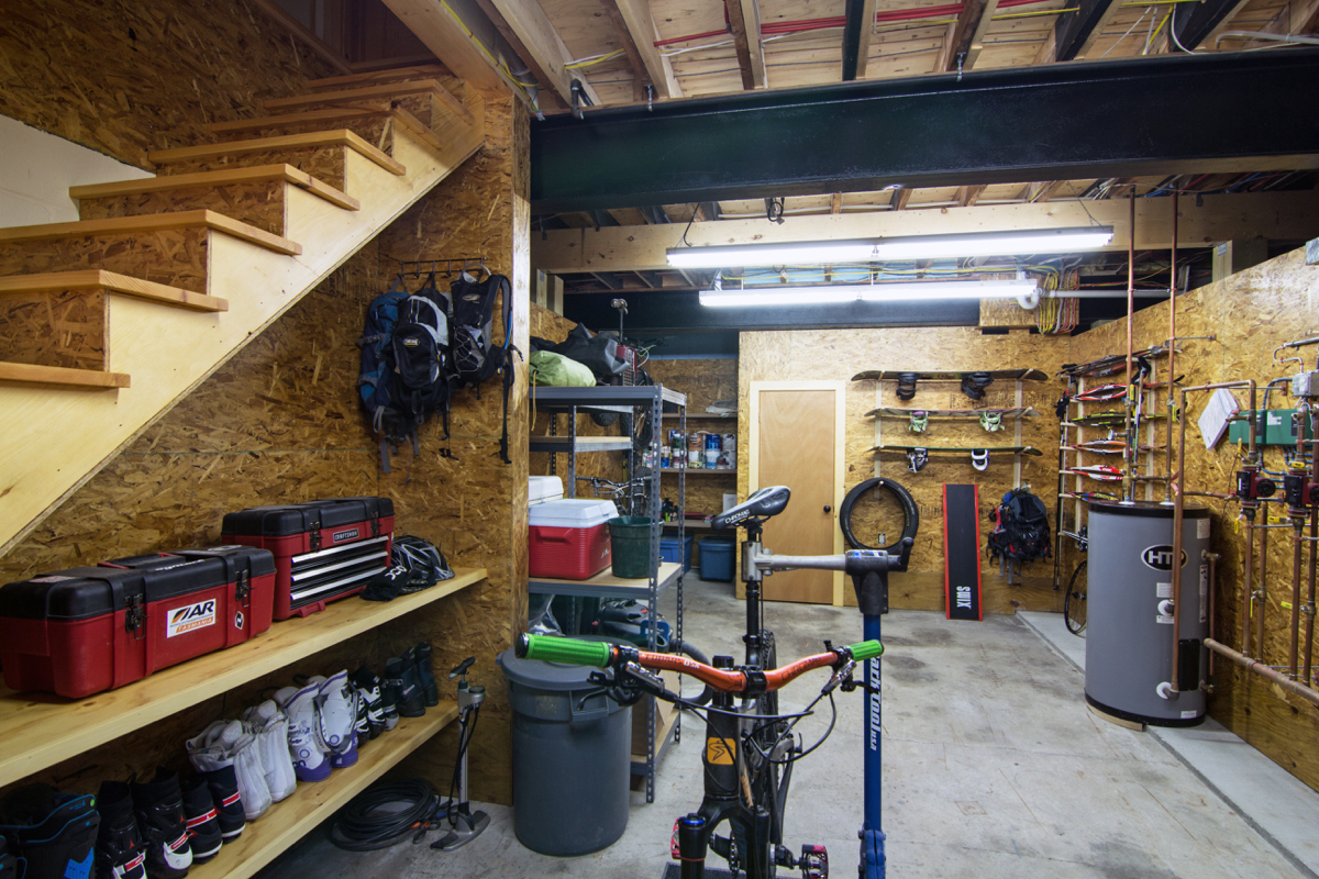 Totally renovated basement & systems