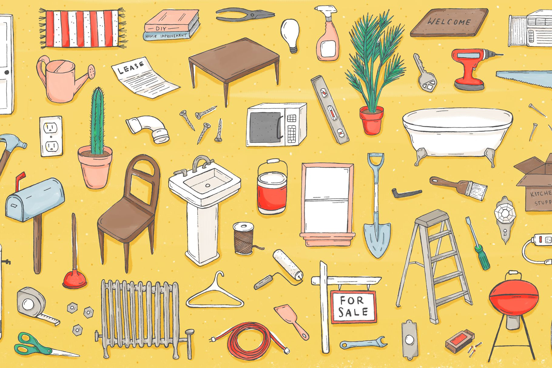 Whatever home improvement job, there's probably an app out there that will help  |   Sunny Eckerle