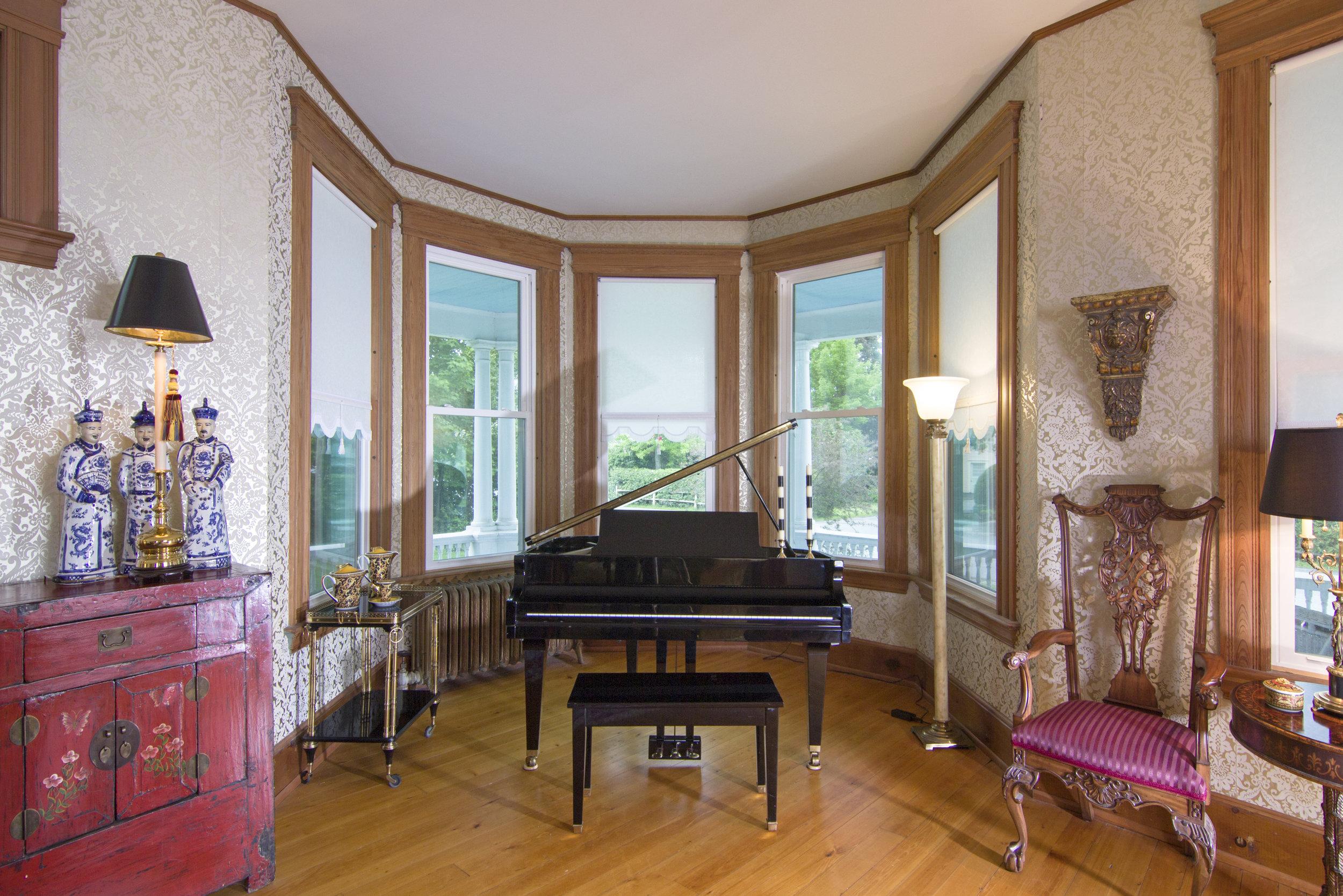 Living Room Turret