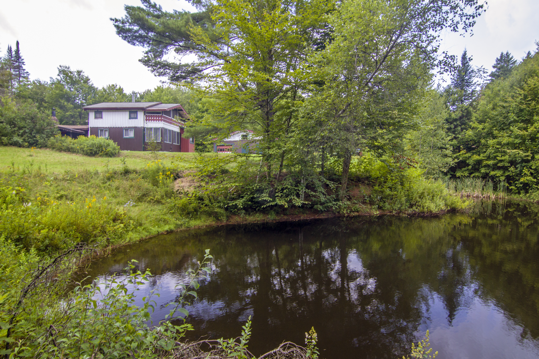 3393 Garfield Road, Hyde Park, VT