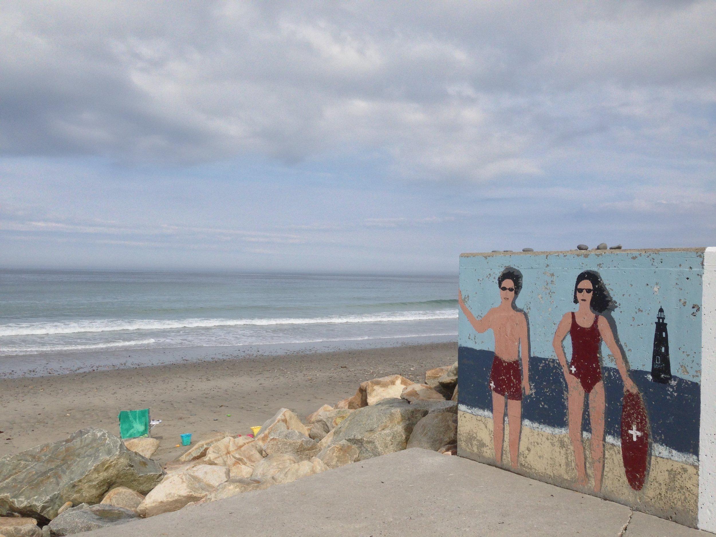 31-Minot Beach, Minot MA