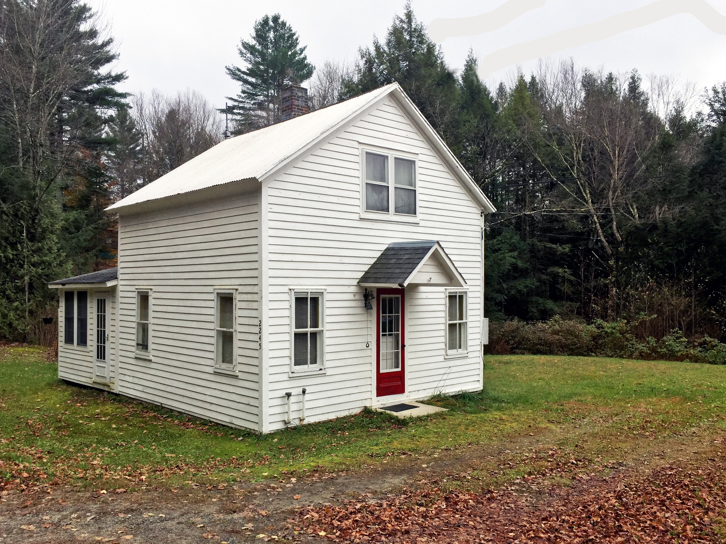 2245 Jones Road, Hyde Park VT