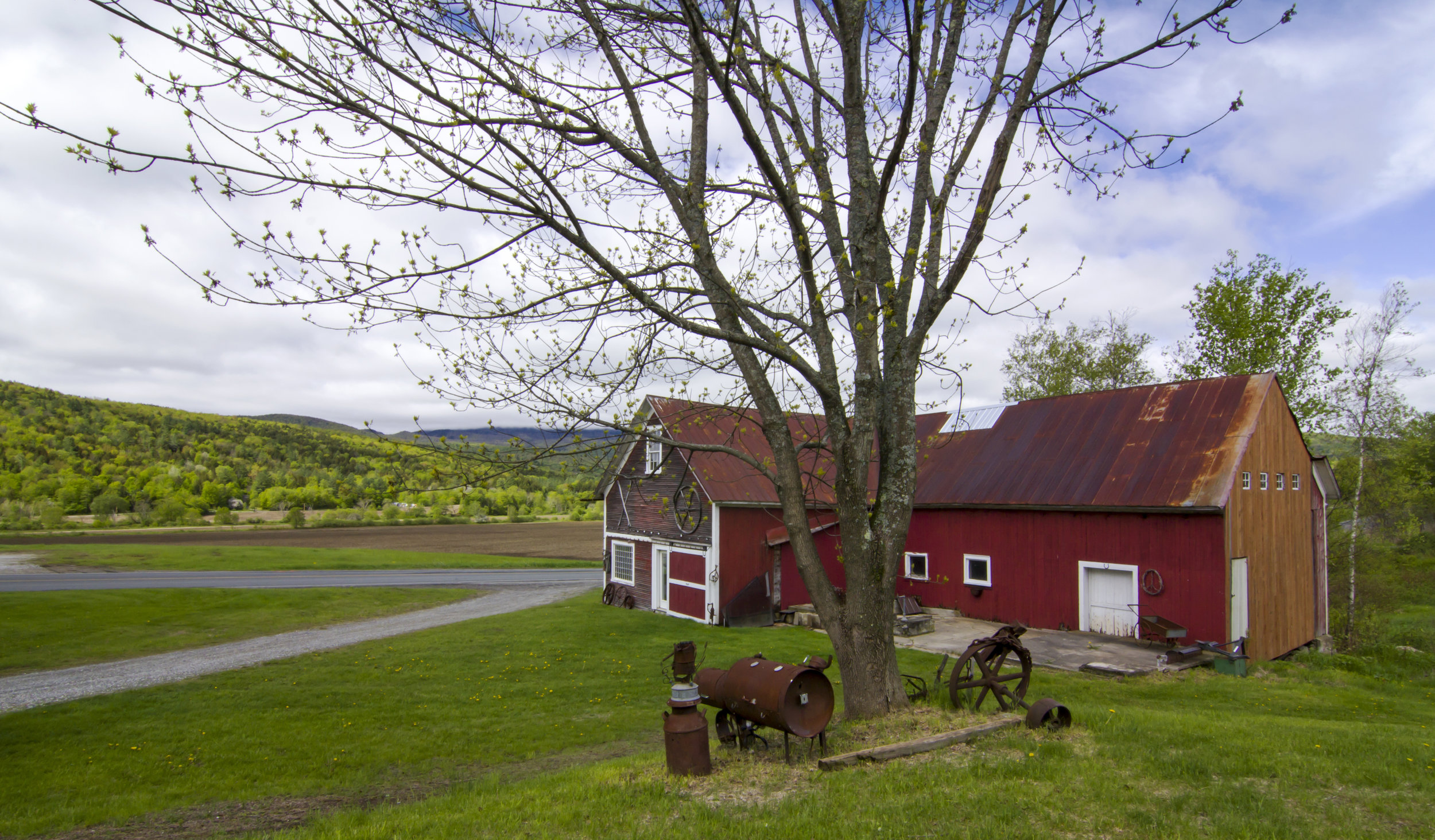 The Maple Hill Barn