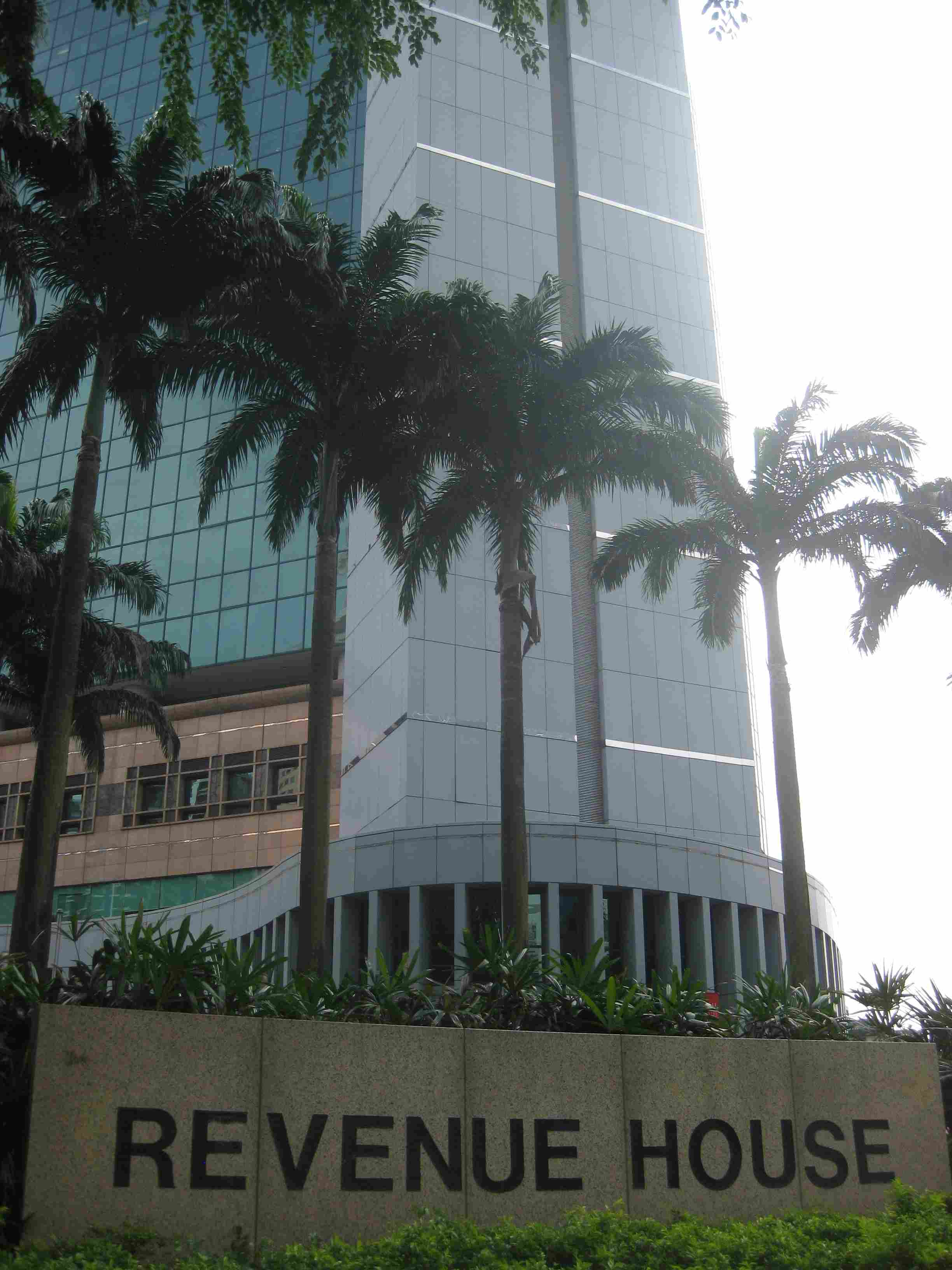 The Revenue House located at Newton Road which houses Singapore's Auditor-General's Office