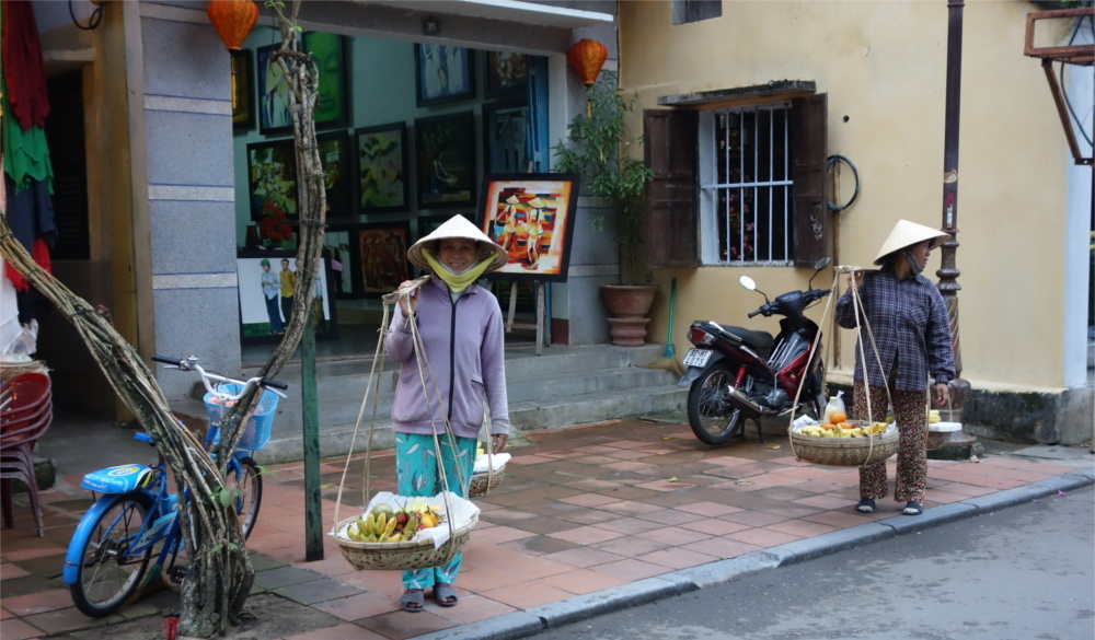 Hoi An, another UNESCO world heritage site was the site of the first chinese settlement in Vietnam. It used to be a major South-East Asian trading centre from the 15th to 19th century. Today, Hoi An is a delightful little town. Taking a walk down the alleys of the old town, with well preserved buildings from the past, which have now been converted to temples, emporiums, and museums, it is not very hard to imagine how life would have been back then. The colourful markets light up at night where you can buy anything and everything. Tailor made shoes and clothes are a speciality of Hoi An. You'll see numerous shops lined up where they can make lovely shoes and dresses for you, in just one day!