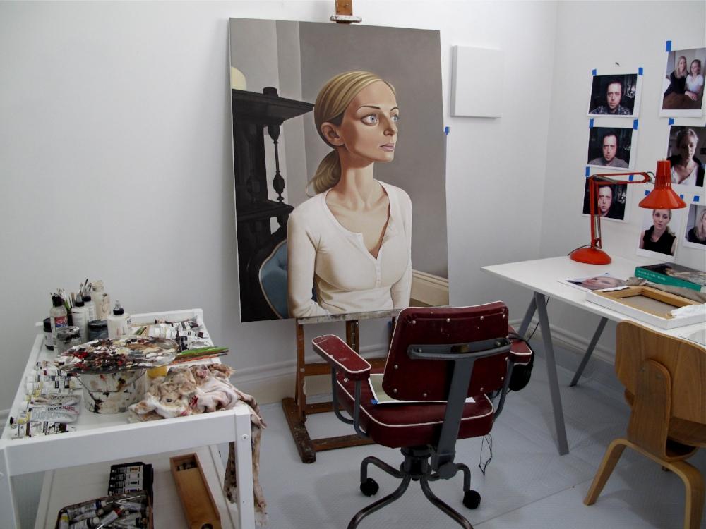 Estelle 1, 2009 Studio