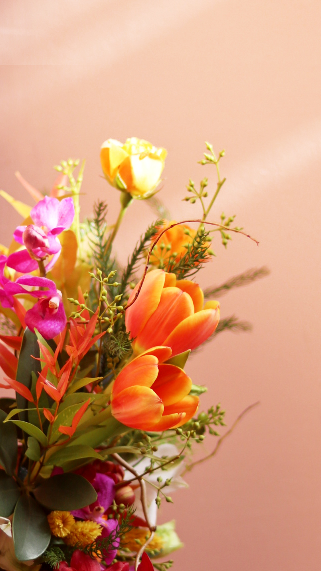 The art of flower arrangement - Our courses would help you gain an insight to the blooming industry of what it takes to be a floral artisan.A solid foundation is key, and we are very confident to lead all our students to their best capacity.Let us help you unleash the hidden potential, and cultivate the right foundation for a fast-track advancement in your skill sets.|