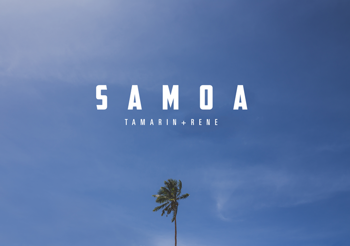 Check out the wedding of Tamarin + Rene in the beautiful island of SAMOA!