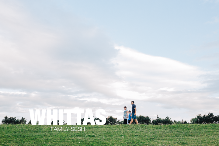 Check out our sweet little family shoot down by the River!